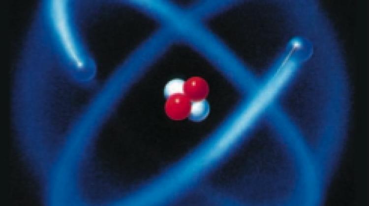 illustration d'un atome et son electron